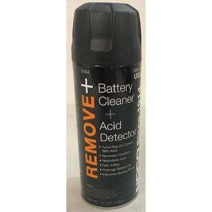 Remove+ Battery Cleaner and Acid Detector 14 Oz, E404