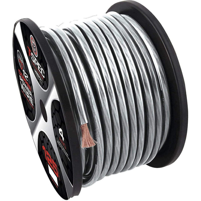 T-Spec V12GW-1025 Copper Power Wire 1/0 AWG 25 Feet  *