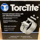 "TorcTite Exhaust Stainless Steel 5"" Clamp Band 33225"