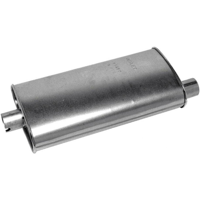 Walker 21357 Quiet-Flow SS muffler *