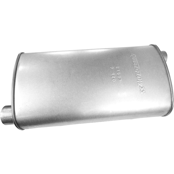 Walker Quiet-Flow Stainless Steel Muffler 21683