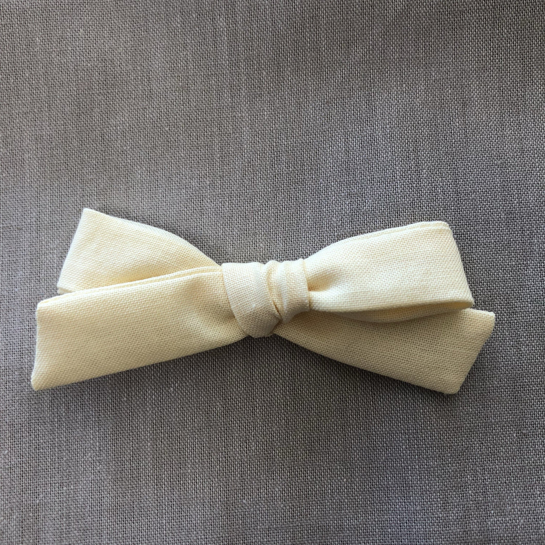 Lemon classic bow - hollylee