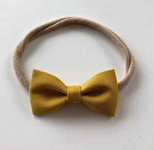 Goldie Billie bow