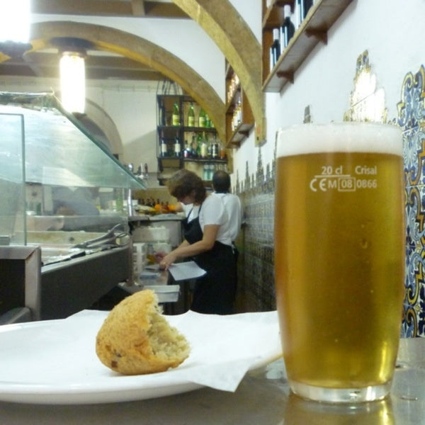 Portuguese Beer Glass