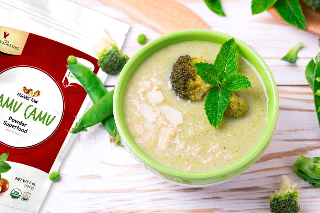 Camu Camu Green Soup