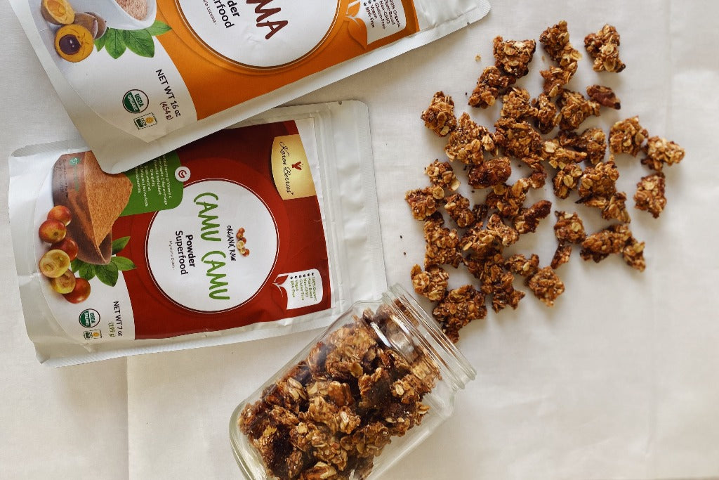 KAREN'S SUPERFOOD GRANOLA