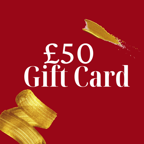 Gift card £50 - Borninthesun