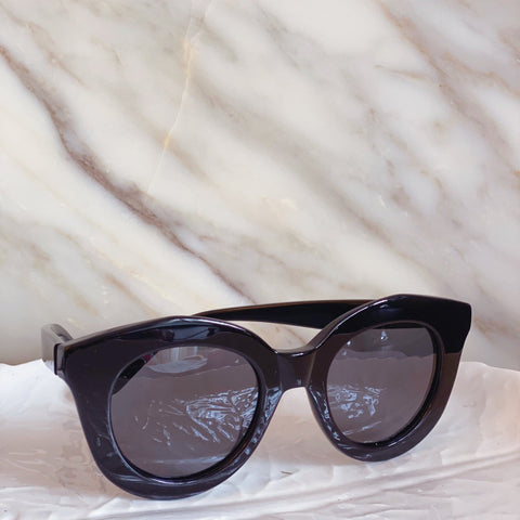 Lonny Style Black Sunglasses at Born In The Sun - Borninthesun