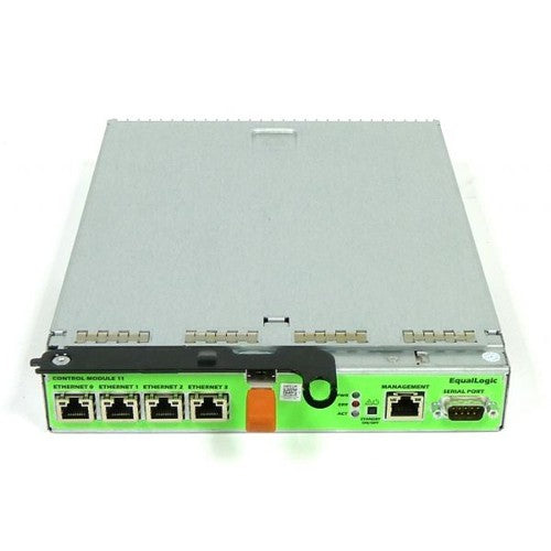 Dell 70-0400/42J59/7V250 EQUALLOGIC PS6100 4-PORT ISCSI CTRL (TYPE 11) (REFURBISHED)