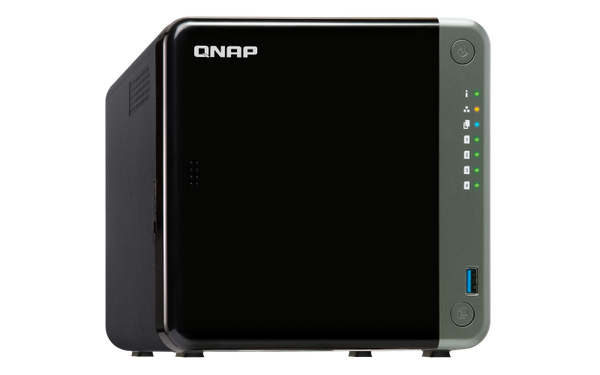 QNAP TS-453D-US 4-Bay Desktop NAS DISKLESS