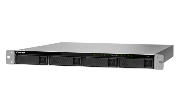 TS-983XU-E2124-8G-US QNAP 1U 9-Bay 10GbE NAS and iSCSI IP-SAN DISKLESS