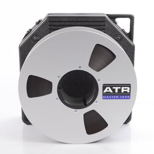 "ATR Master Tape 2"" x 2500 Ft, 10.5"" Precision Metal Reel, NAB Hub, TapeCare™ Box"