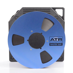 "ATR 1/2"" Master Tape, 10.5"" x 2500′, Metal Reel, Tape Care™ Case"