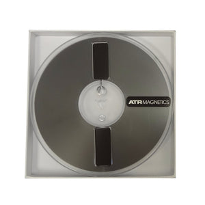 "ATR Master Tape 1/4"" x 1250 Ft, 7"" Slotted Plastic Reel, Set Up Box"
