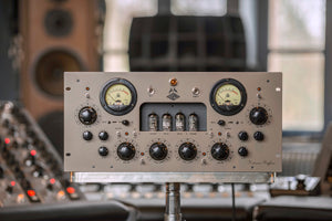 Kerwax Replica Tube Line Preamplifier and 2-Channel Mixer