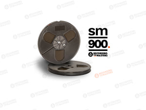 "RTM SM900 1/4"" x 600 Ft, 5"" Plastic Reel, Trident Hub, Hinged Box"