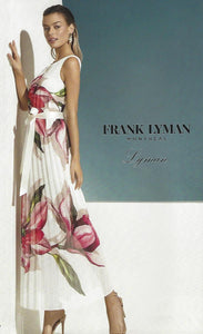 Frank Lyman Full Length Dress