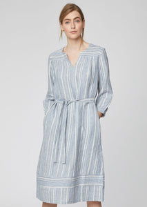 Thought Luis Striped Hemp Dress