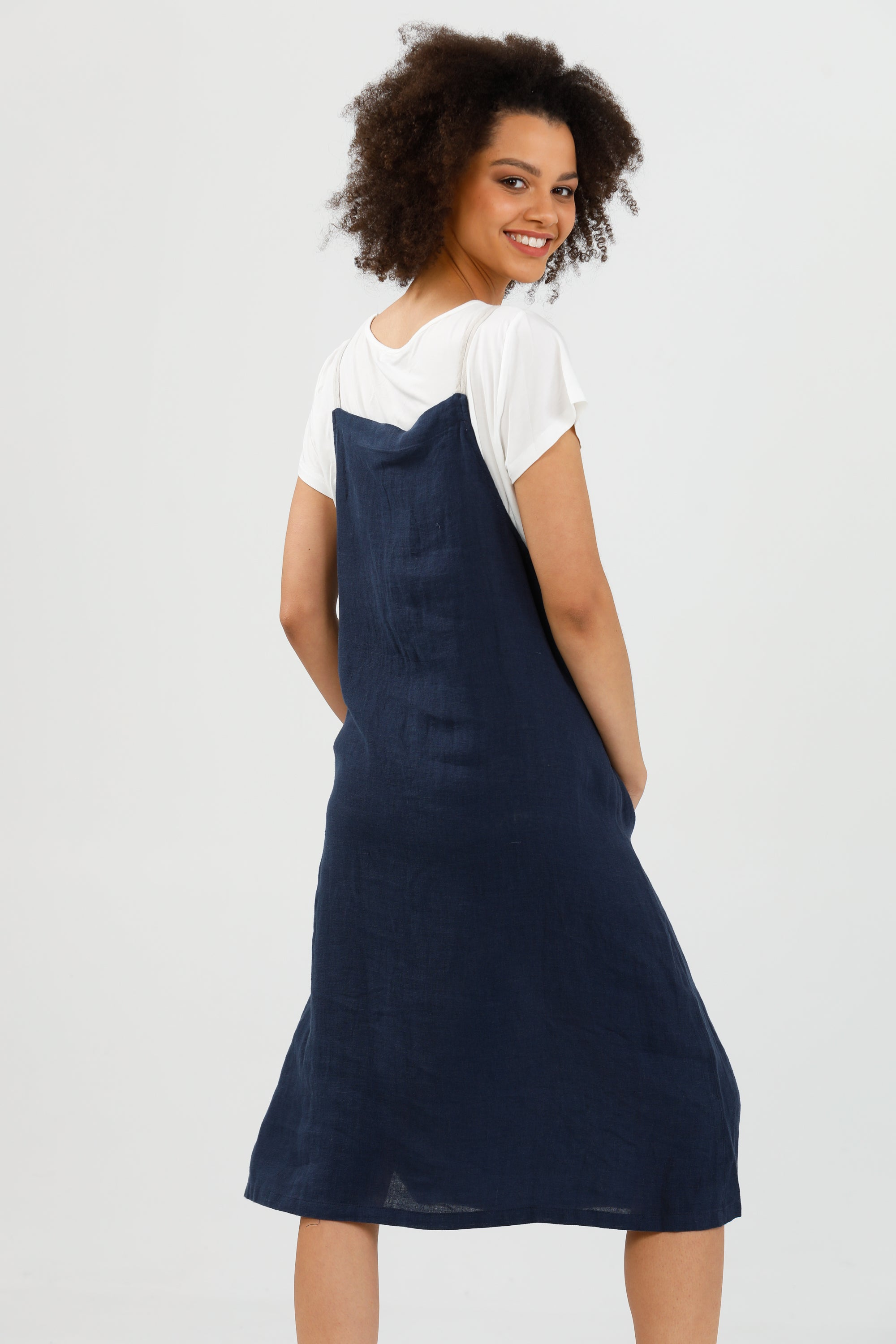 Brave + True Yonder Pinafore