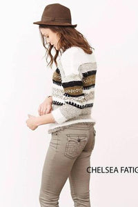 New London Jeans - Chelsea Fatique
