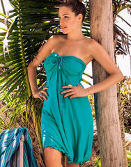 Anita Rosa Faia Flores Swim Cover Up 8160