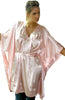 Women's Charmeuse Embroidered Caftan #2028