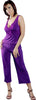 Women's Microfiber and Lace Camisole Pajama Set #2050