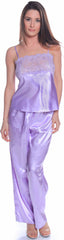 Women's Charmeuse Camisole Pajama Set #2100