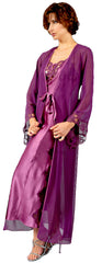 Women's Chiffon Long Robe  #3041