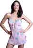 Women's Chiffon Babydoll with G-string #5071/x