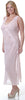 Women's Plus Size Bridal Crinkle Chiffon Nightgown With G-String #6048X