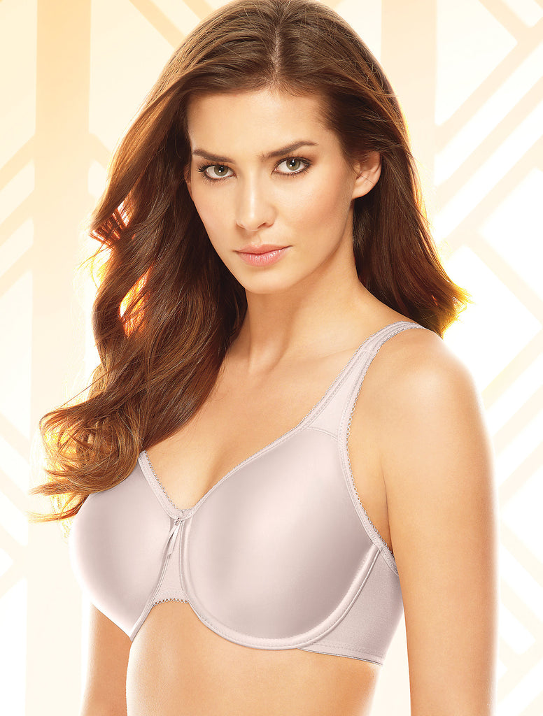 aab26aa35c188 Wacoal Basic Beauty Full Figure Seamless Underwire Bra  855192 ...