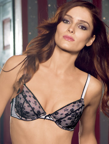 B.tempt'd by Wacoal French Desire Push-up Bra #958146