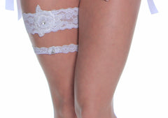 Women's Bridal Leg Garter Set # B309C