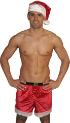 Men's Santa  Costume 2 Pieces Set #C058