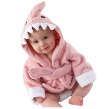 Load image into Gallery viewer, Animal Baby Robe