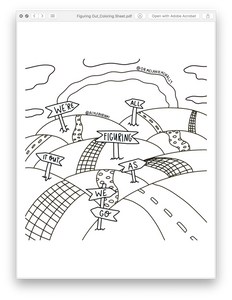 Coloring Sheets: Digital Download