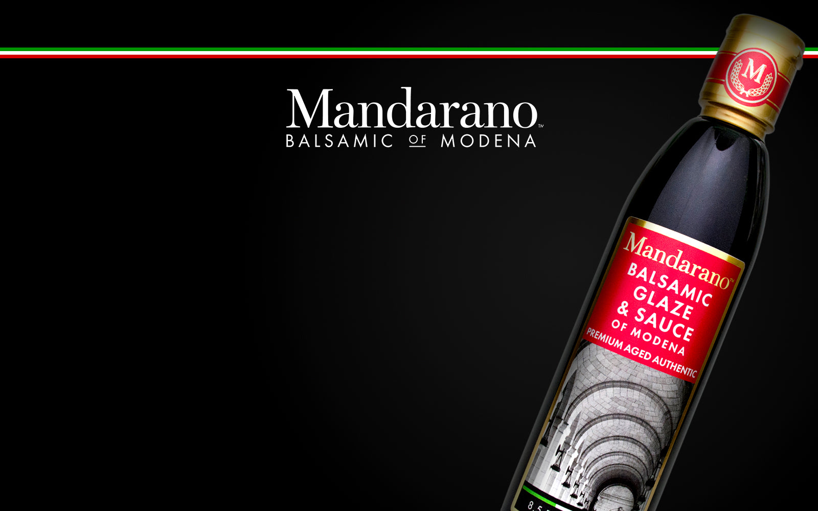 Mandarano Balsamic Premium Aged Authentic