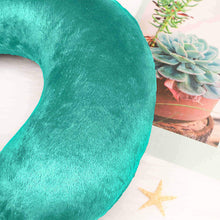 Load image into Gallery viewer, Classic Memory Foam Travel Neck Pillow - Mint