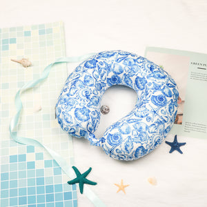 Coast Memory Foam Travel Neck Pillow - Blues