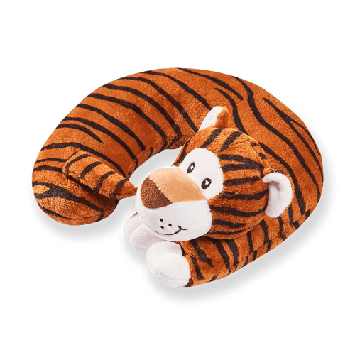 Children Unicorn Travel Pillow - Tiger,Memory Foam Cushion Neck Pillows Removable Washable Cover