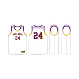 Bulldogs Basketball Jersey