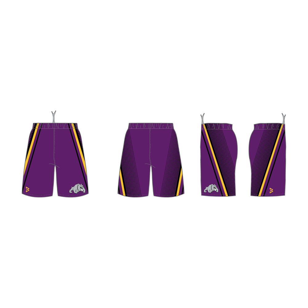 Bulldogs Training Short