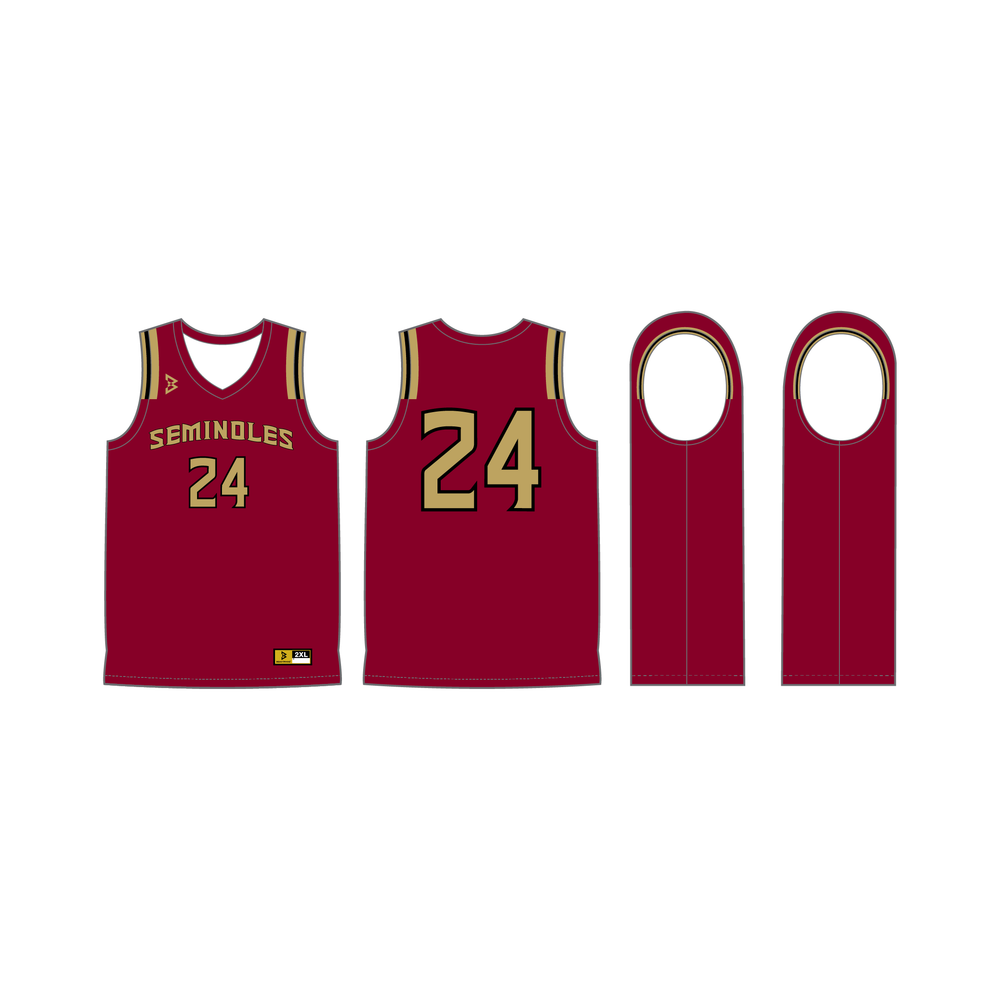 Seminoles Basketball Jersey