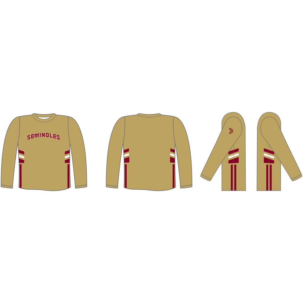 Seminoles Long Sleeve Training Shirt