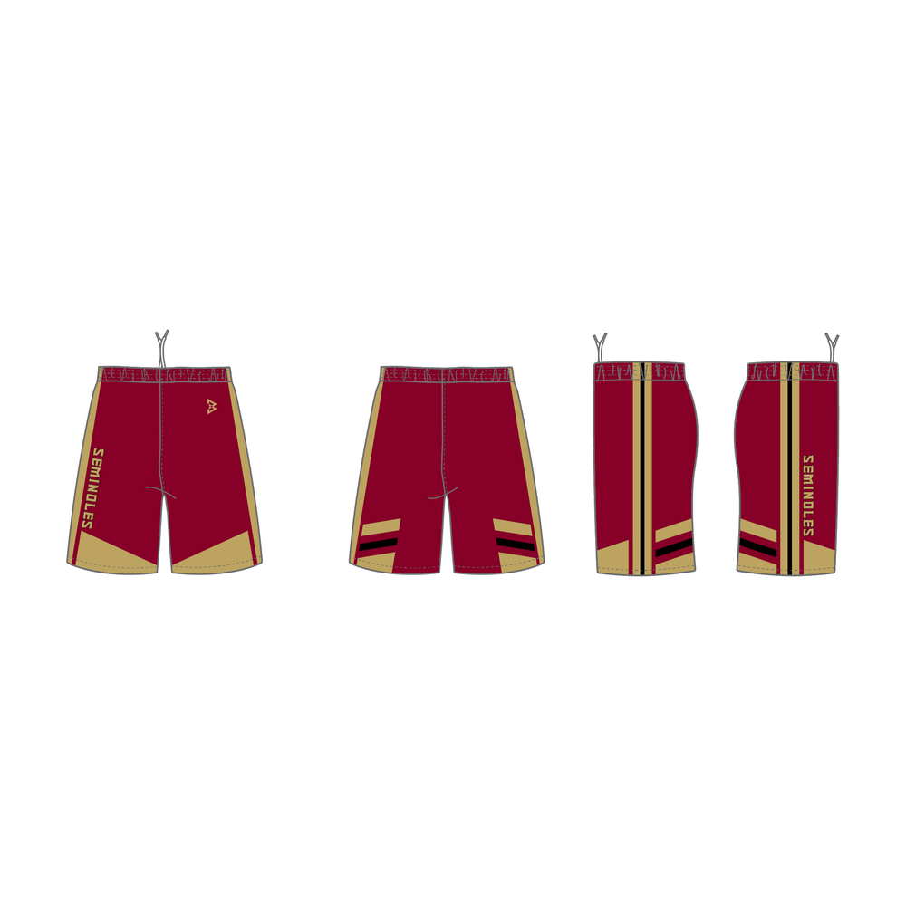 Seminoles Training Short