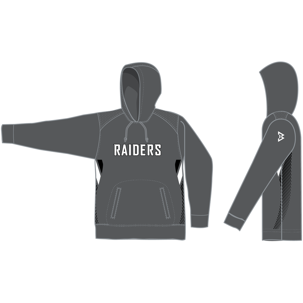 Raiders Tech Fleece Hoody