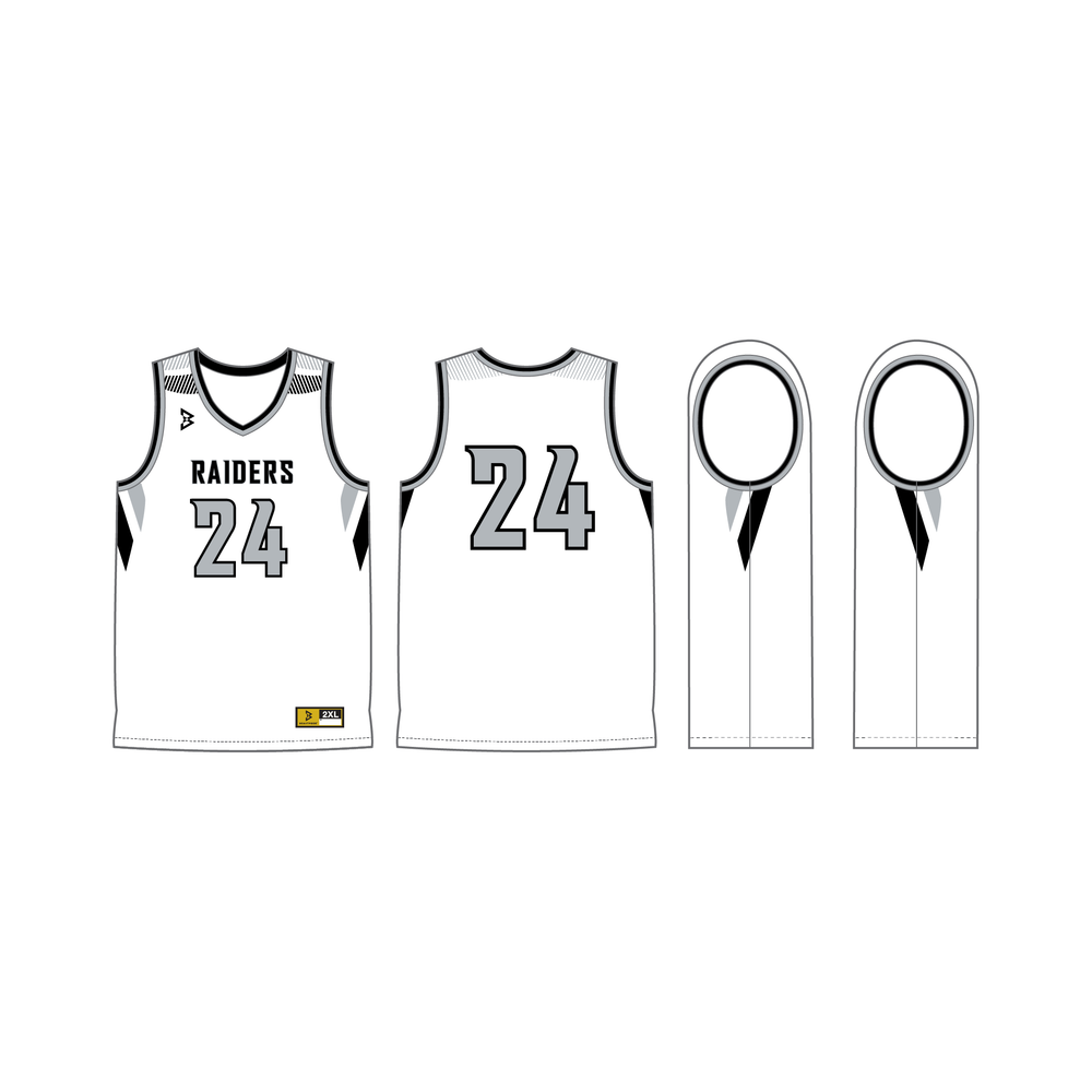 Raiders Basketball Jersey