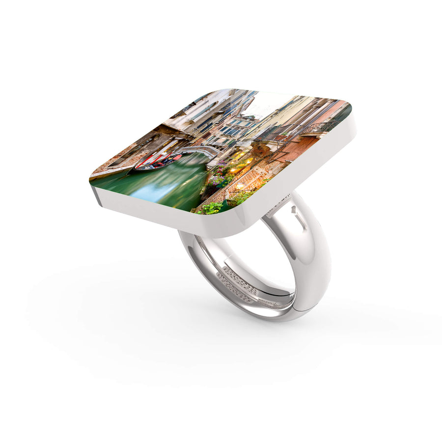 CANALE - VENEZIA LIMITED EDITION Ring