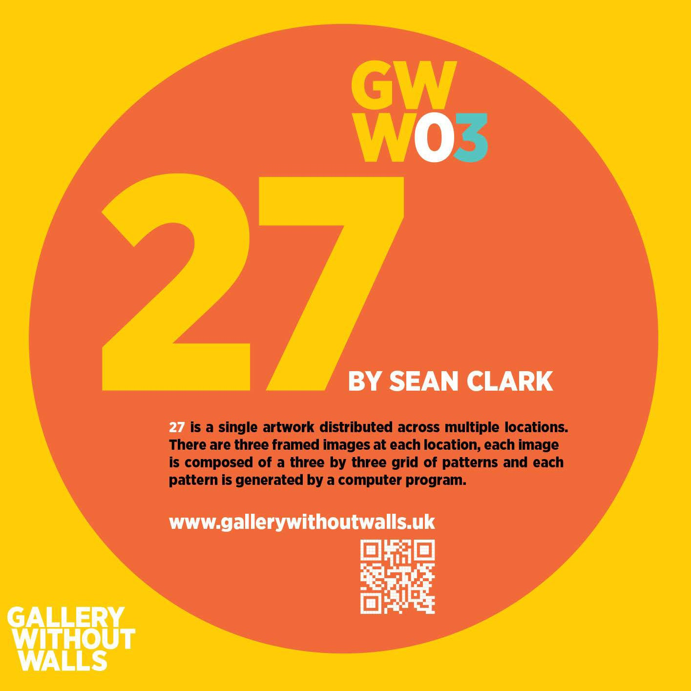 Gallery without walls 03 - Sean Clark - peter pizza